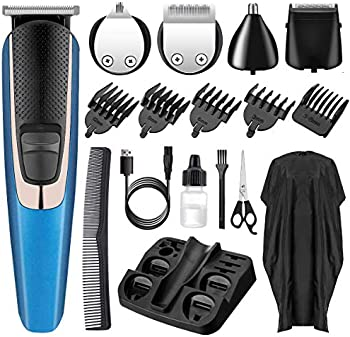 Hocosy Professional Cordless Waterproof Rechargeable Hair Trimmer