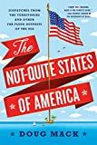 Best travel book unique travel gift The Not Quite United States of America