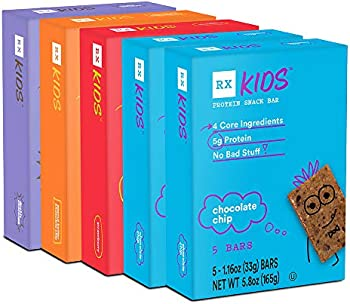 25-Count RXBAR Kids Protein Snack Bar