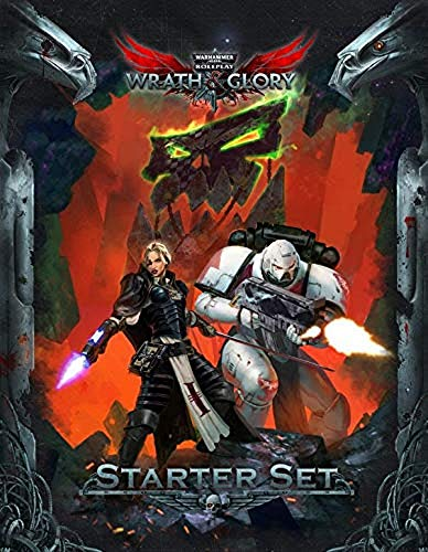 Wrath & Glory Starter Set (ULIWG1001) (Best Way To Frost Cupcakes With Store Bought Frosting)
