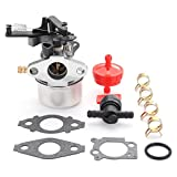 Carburetor Replacement for Briggs & Stratton 121R02 121S02 8.5HP Year 2015 190cc Pressure Washer 382349 Engine Carb Engine, Compatible with Troybuilt 2800psi 2.3 Gpm 8.5hp Pressure Washer