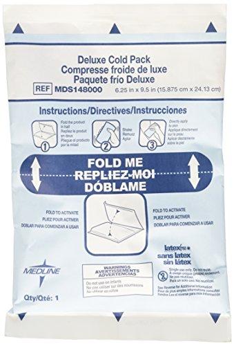 Medline Instant Cold Packs, 24 Count