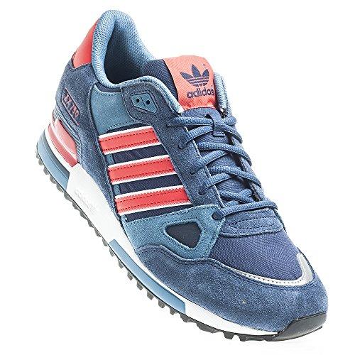 adidas Herren Schuhe ZX 750 - Color: Blau - 46