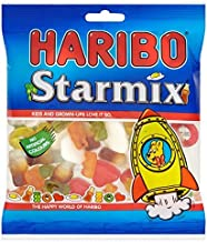 Original Haribo Starmix Sweets Bag Imported From The UK England