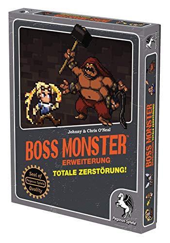 Pegasus Spiele 17562G - Boss Monster Totale Zerstörung (Erweiterung)