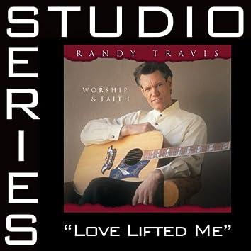 Love Lifted Me [Studio Series Performance Track]