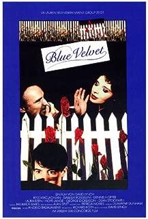 Best blue velvet poster Reviews