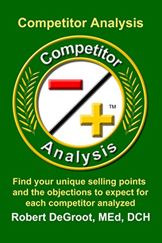 Competitor Analysis: Find Your Unique Selling Points, Know What Objections to Expect, and How to Neutralize Them (English Edition)