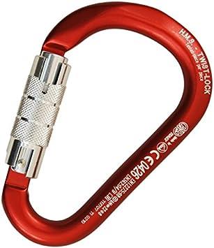 Kong HMS Classic Twist Lock, Conector Unisex Adulto