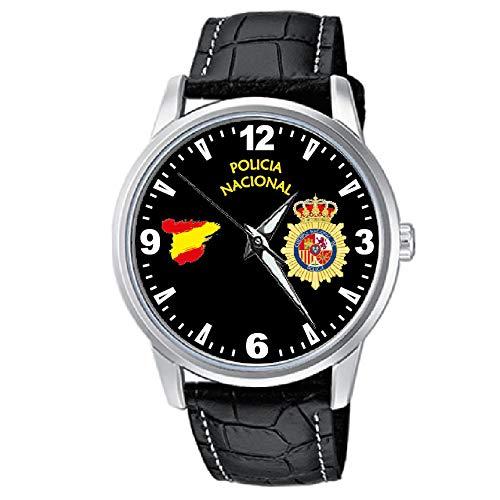CASIO® Reloj Policía Nacional Sumergible