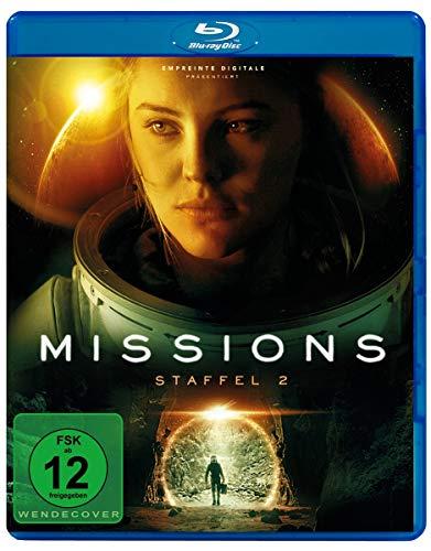 Missions - Staffel 2 [Blu-ray]
