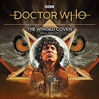 Couverture de Doctor Who: The Winged Coven