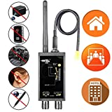 3 in 1 Anti Spy Detector RF Wireless, Hidden Camera and GPS Tracker Bug Finder, 12Ghz Scan Strength for Government Pro Counter Surveillance