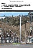 *UF 1775 Gestión y supervisión de la operación de subestaciones eléctricas (CERTIFICADOS DE PROFESIONALIDAD)