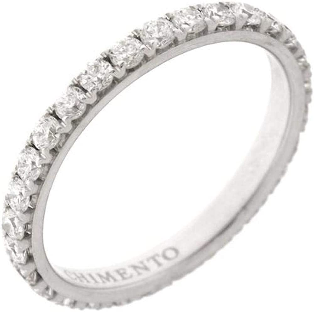 Chimento,anello per donna, in oro bianco 18 kt(2,9 gr) e diamanti 1,44 ct 1A07803BB5130