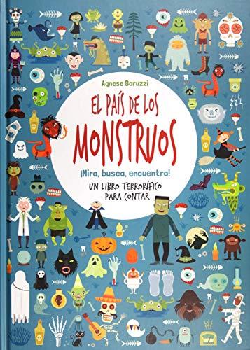 EL PAIS DE LOS MONSTRUOS (VVKIDS) (VVKIDS MIRA, BUSCA, ENCUENTRA)