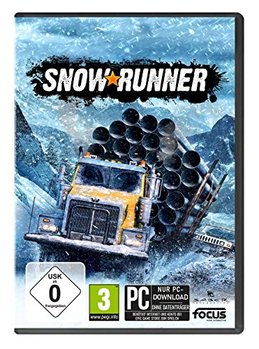 Snowrunner: Standard Edition USK/PEGI - Standard-Edition [PC]