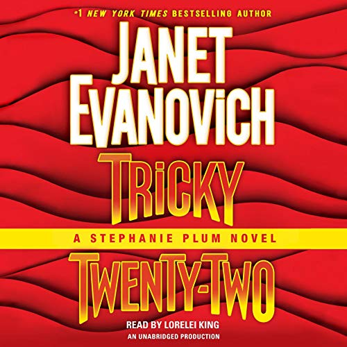 Tricky Twenty-Two audiobook cover art
