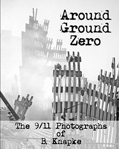 around the ground