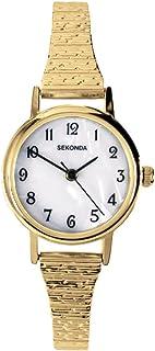 Sekonda Women's SK4677 Year-Round Analog Quartz Gold Watch