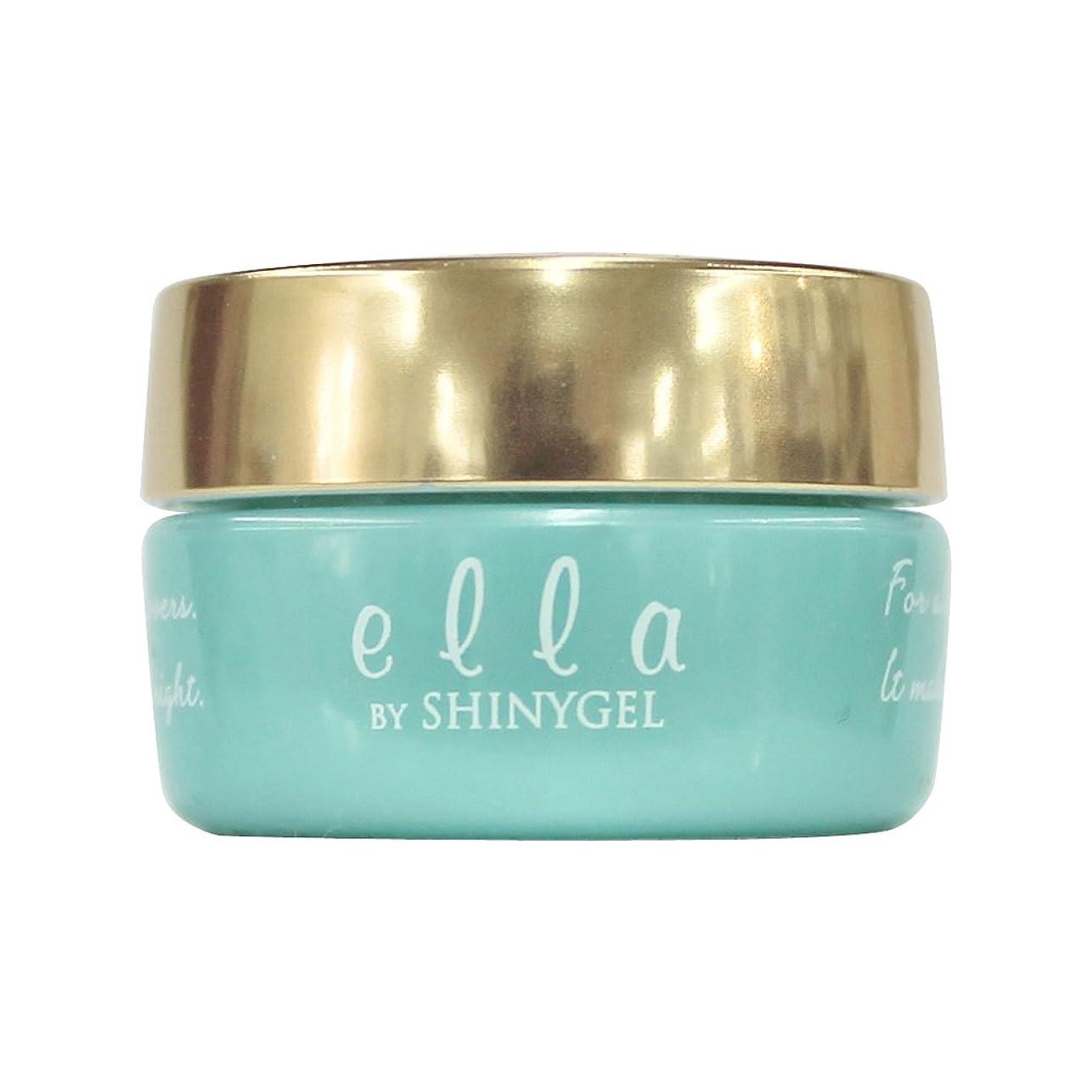 応答静める香りella by SHINYGEL カラージェル E120 フォギーオレンジ 2g UV/LED対応