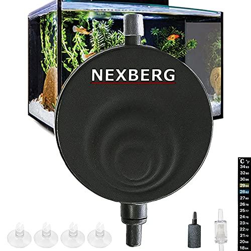 NEXBERG Aquarium Air Pump Super Quiet