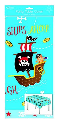 Anchor tafelkleed piraat