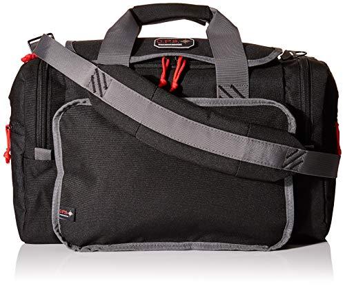 G.P.S. Large Range Bag, Black