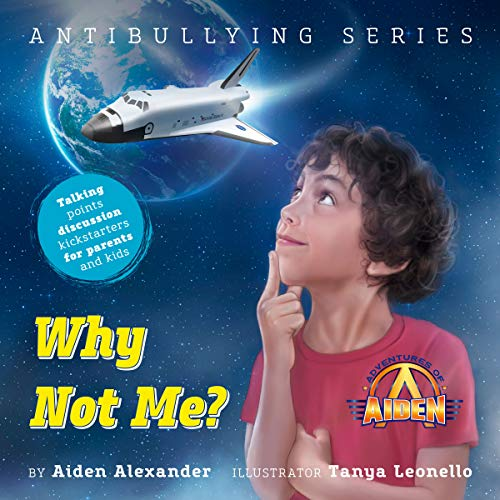 Why Not Me? (Adventures of Aiden) (English Edition)