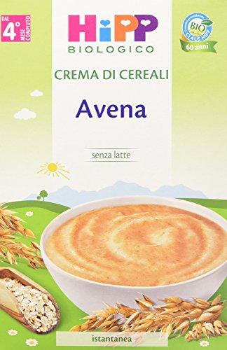 Hipp Crema di Cereali Avena - 6 Pacchi da 200 g