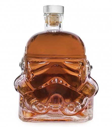 Karaffe Original Stormtrooper Decanter 750 ml Wein Alkohol Whisky
