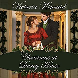 Christmas at Darcy House     A Pride and Prejudice Variation              By:                                                                                                                                 Victoria Kincaid                               Narrated by:                                                                                                                                 Julia Eve                      Length: 5 hrs and 21 mins     19 ratings     Overall 4.2