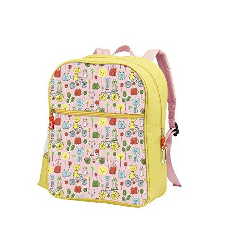 Sugarbooger Zippee Back Pack, Go Kitty Go