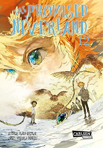 The Promised Neverland 12: Ein emotionales Mystery-Horror-Spektakel!