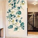 Esmee Hoja Pegatinas de Pared Vinilo Decorativo con Para Salón, Oficina, Baño, Cocina, Dormitorio, Decoración del hogar.