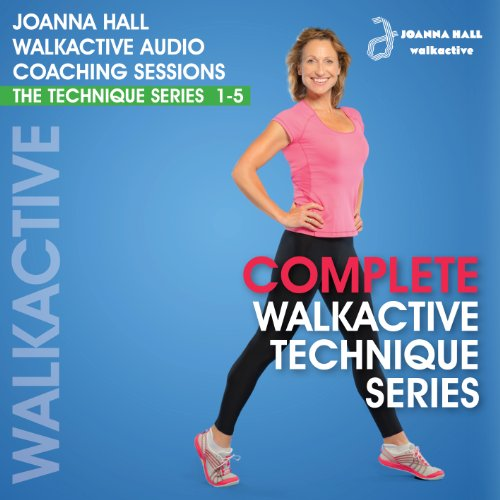 Complete Walkactive Technique Series     Walkactive Audio Coaching Sessions - The Technique Series, 1-5              By:                                                                                                                                 Joanna Hall                               Narrated by:                                                                                                                                 Joanna Hall                      Length: 2 hrs and 44 mins     4 ratings     Overall 4.0