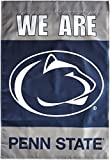 BSI PRODUCTS, INC. NCAA Penn State Nittany Lions We are Penn State 2-Sided Banner with Pole Sleeve, 28 x 40-Inch