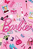 Barbie: Unique Journal, Lined Notebook Cute Gift For Kids 6-12 Year Olds, Notebook For Writing, Creative Ideas, To Do Lists, School, Gift Idea For Kids (6'X9'X 100 Pages)