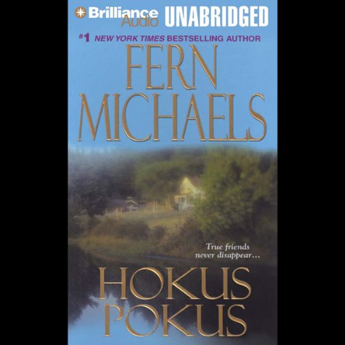Hokus Pokus audiobook cover art