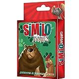Horrible Games- Similo Animales Juego de Cartas en español, Color (Asmodee HGSI0004)