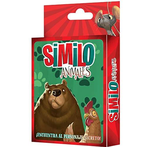 Horrible Games - Similo Animales Juego de Cartas en español (Asmodee HGSI0004)