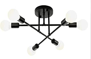 Lights Semi Flush Mount Ceiling Light Contemporary...