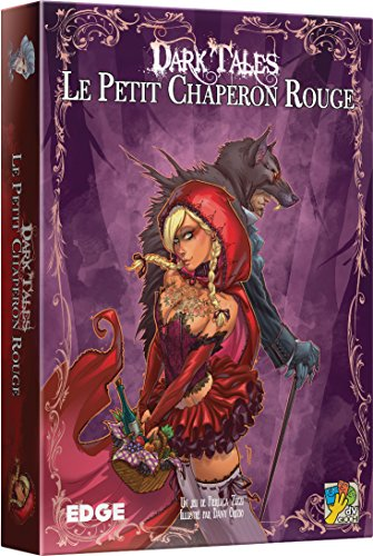 Asmodee - EFDVDT03 - Dark Tales - Le Petit Chaperon Rouge