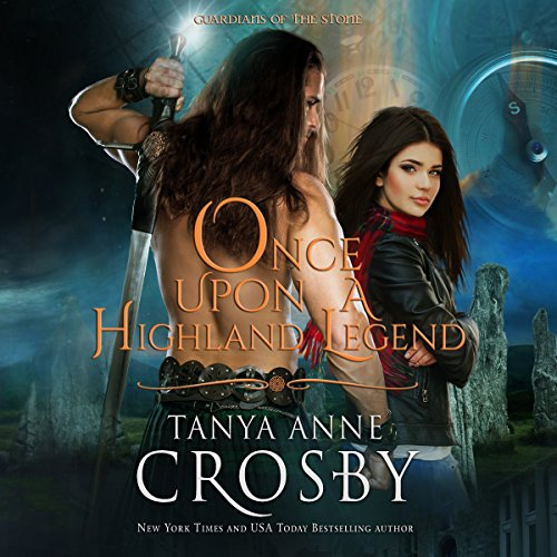 Once Upon A Highland Legend  audiobook cover art