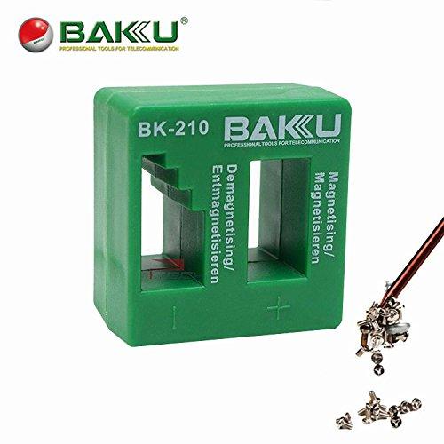 Baku Magnetisierer Entmagnetisierer Degausser Werkzeug für elektrische oder manuelle Schraubendreher Tipps