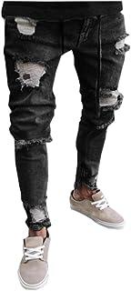 ecf82eff Amazon.es: pantalones rotos hombre