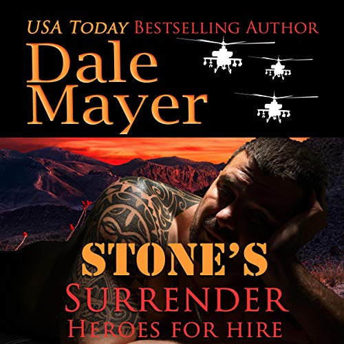 Stone's Surrender cover art