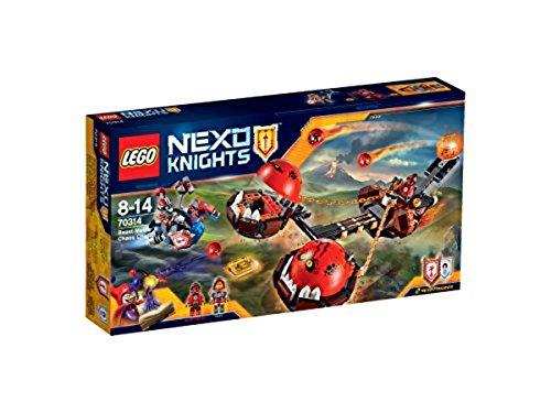 LEGO Nexo Knights 70314 - Chaos-Kutsche des Monster-Meisters