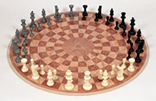 circular chess game