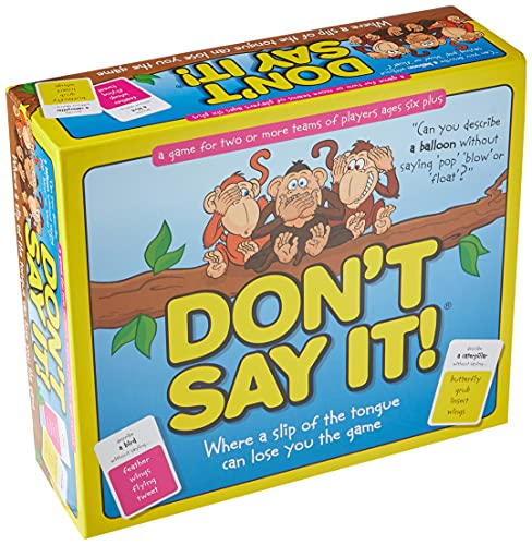 Don\'t Say It
